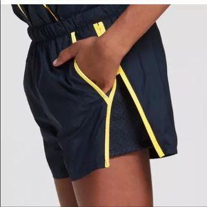 Hunter for Target girls shorts side zip size 10